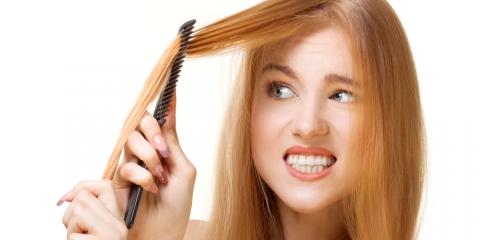 Common Causes of Hair Breakage, Highlands Ranch, Colorado