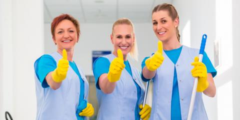 How Commercial Cleaning Improves Your Customers' Experience, Middleburg Heights, Ohio