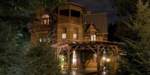 Are You Scared Of a Little Ghost Story? Come Try Your Wits on a Ghost Tour at The Mark Twain House & Museum, Hartford, Connecticut