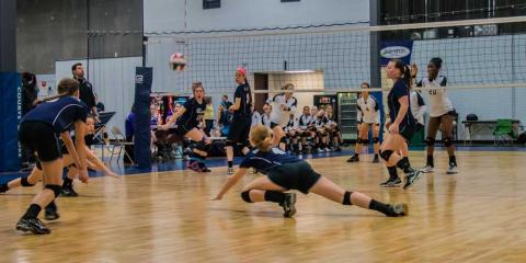 3 Volleyball Safety Tips, ,