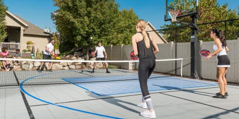 Why Should You Install a Basketball Court in Your Backyard?, ,