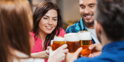 Try a Sports Bar for Your Next First Date, East Garden City, New York