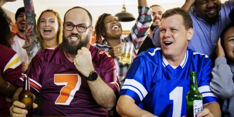 Do's & Don'ts of Sports Bar Etiquette During the Big Game, Hempstead, New York