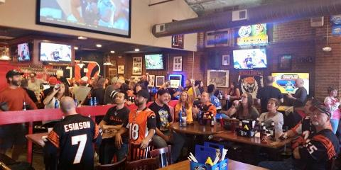 Cincinnati's Leading Sports Bar Has a Rich History in the Community, Cincinnati, Ohio