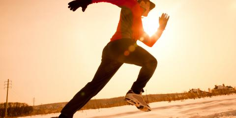 3 Tips for Running in Winter Weather, Edgewood, Ohio