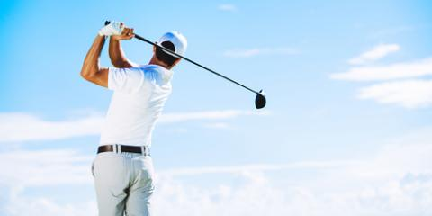 How to Avoid & Treat Golf Pain, Columbia, Illinois