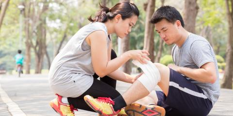 What Is the RICE Treatment Method for Sports Injuries?, Warsaw, New York