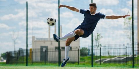 Sports Injury Rehab Specialists Offer 3 Key Safety Tips, Dalton, Georgia