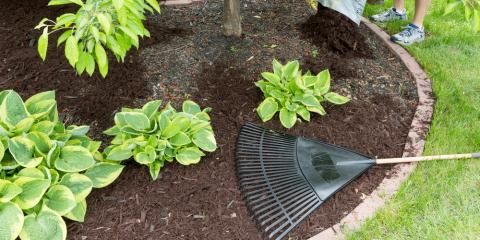How Mulching Your Flower Gardens Adds Value to Your Home, Pleasant Grove, Ohio