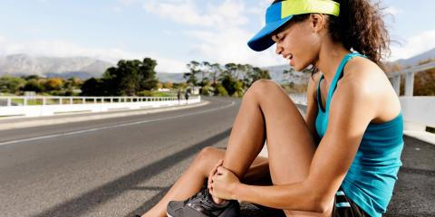 5 Exercises to Build Strength for a Weak or Sprained Ankle , Manhattan, New York