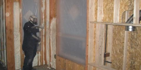 5 Incredible Advantages of Spray Foam Insulation, Anchorage, Alaska