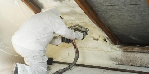 4 Myths About Spray Foam Insulation, Syracuse, Nebraska