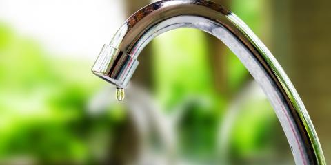 5 Reasons to Fix a Leaky Faucet, Canyon Lake, Texas