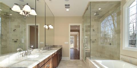 The Differences Between Frameless & Framed Shower Doors , Spring Valley, New York