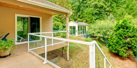 5 Reasons Glass Railings Are Popular With Homeowners, Spring Valley, New York