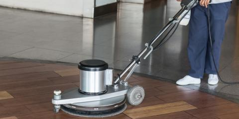 3 Benefits of Professional Floor Buffing, ,