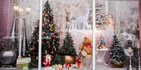 How to Design a Storefront Window Display This Holiday Season, Spring Valley, New York