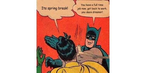 Spring Break 2018, Russellville, Arkansas