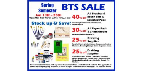 Spring BTS SALE!, Honolulu, Hawaii