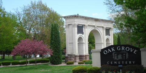 Oak Grove Cemetery, Cemetery, Services, La Crosse, Wisconsin