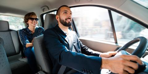 A Guide to Auto Insurance for Ride-Share Drivers, Springboro, Ohio