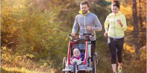 How to Exercise Outdoors With a Baby: Answers From a Chiropractic Care Specialist, Springdale, Ohio