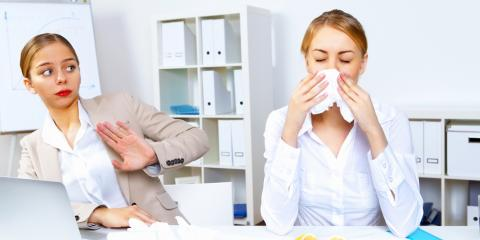 Spring's Top Health Clinic Shares 5 Ways to Avoid Getting Others Sick, Northwest Harris, Texas