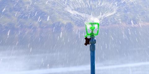 3 Tips for Winterizing Your Sprinkler System, Chalco, Nebraska
