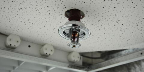 3 Types of Fire Sprinkler Systems, Fairbanks, Alaska