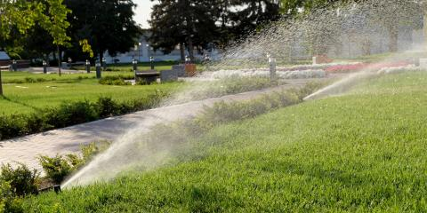 How to Winterize Your Sprinkler System & Why It's Important, Pittsford, New York