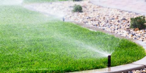 Determining the Right Time to Install a Sprinkler System, Cincinnati, Ohio