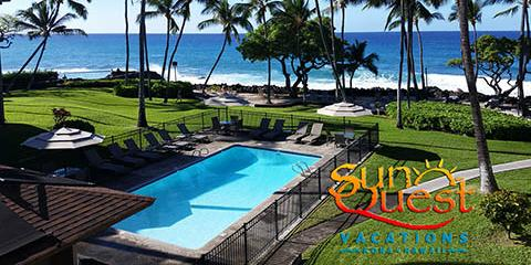 It's Fall and the Holidays are Coming! Discount Now When You Book With SunQuest! , Holualoa, Hawaii