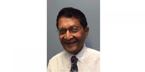 Thank you for your 58 years of service Dr. Sritharan!, Hamden, Connecticut