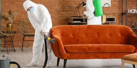 4 Reasons You May Need a Biohazard Cleanup Specialist, St. Augustine, Florida