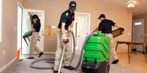 SERVPRO's St. Augustine location gets 5 Star Yelp Review., St. Augustine, Florida