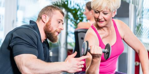 4 Ways Weight Training Can Ease Aging, Covington, Kentucky