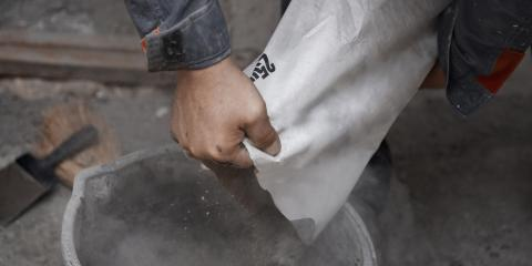 How to Pour Concrete in the Winter, St. Charles, Missouri