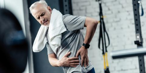 When to Use Heat or Ice for Back Pain, Dardenne Prairie, Missouri