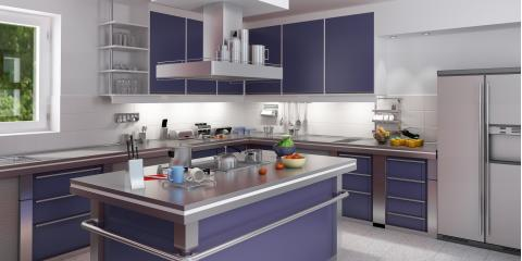 3 Tips To Choosing A Color For Your Kitchen Cabinets
