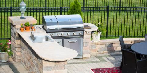 3 Tips for Designing an Outdoor Kitchen, St. Charles, Missouri