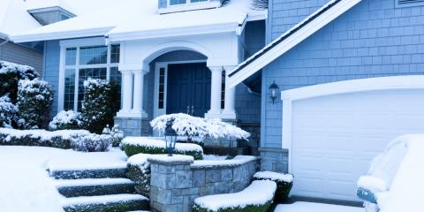 How to Open a Frozen Garage Door, Wentzville, Missouri