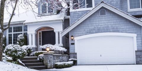 4 Tips for Winter Garage Door Maintenance, Wentzville, Missouri