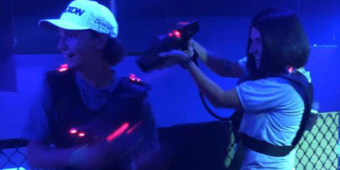5 Tips for Dominating the Laser Tag Arena, Wentzville, Missouri