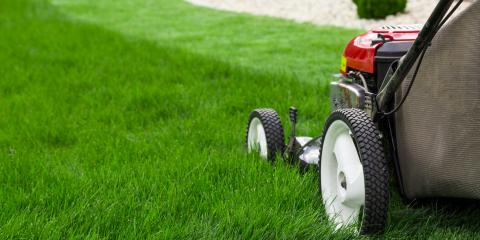 How to Select the Right Lawn Mower, Jefferson, Missouri