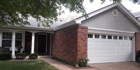 How Garage Doors Improve Curb Appeal, Concord, Missouri