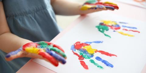 4 Creative Handprint Gift Ideas, Innsbrook, Missouri