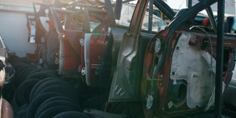 5 Auto Parts That Are Easy to Find at a Salvage Yard, Pagedale, Missouri