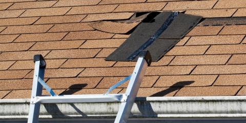 4 Types of Damage That Require Roof Repairs , St. Louis, Missouri