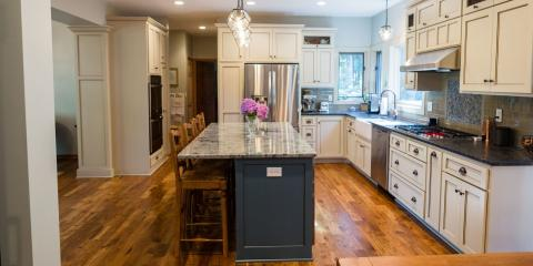 How to Plan a Kitchen Remodeling Project With an Island, Crystal, Minnesota
