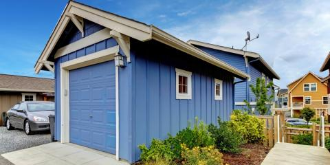 A Guide to Attached & Detached Garages, St. Paul, Minnesota